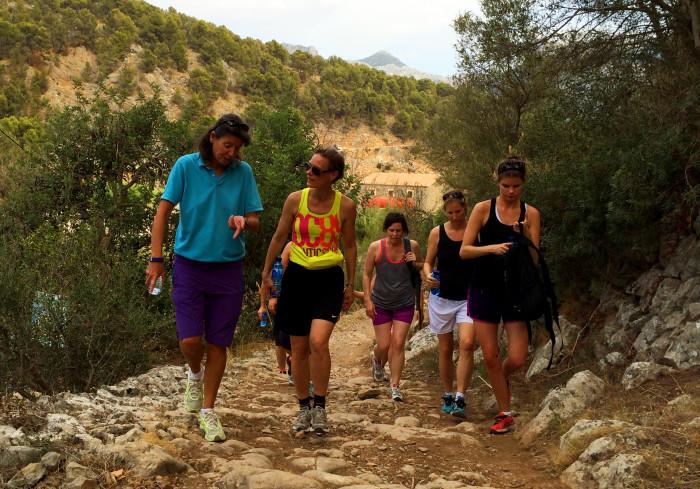 Hälso- och träningsturism Mallorca