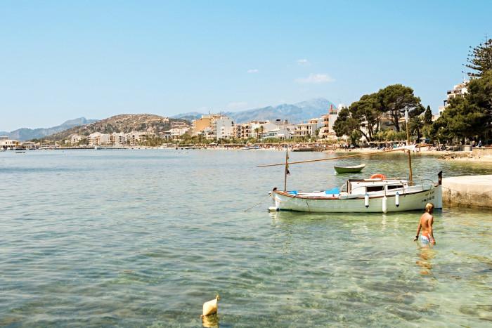 Mallorca i topp