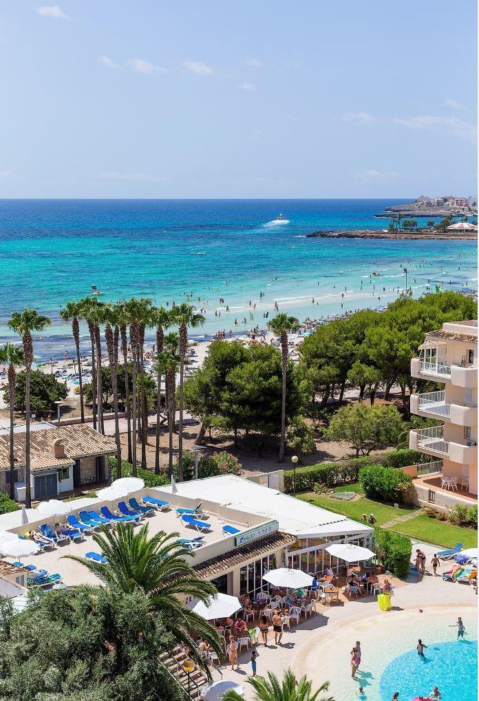 Sa Coma på Mallorca